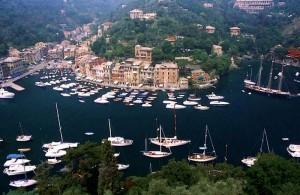 Portofino dal castello