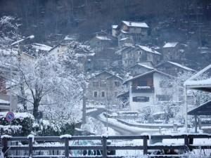 Le case di Sant'Abbondio