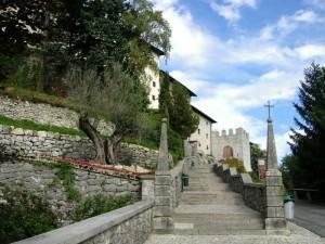 Portale di Castelmonte