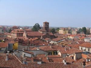 I tetti di Vigevano