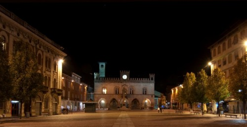 Fidenza - Piazza Garibaldi