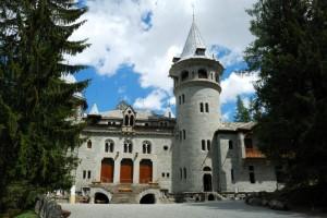 Castello di Gressoney Saint Jean