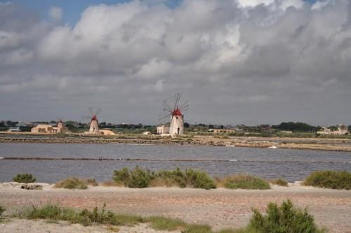 Marsala - LE SALINE