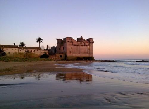 Santa Marinella - Quel che resta del giorno....