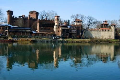 Torino - L'intero castello