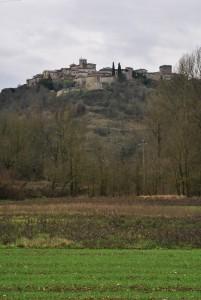 Fontechiari e la vallata