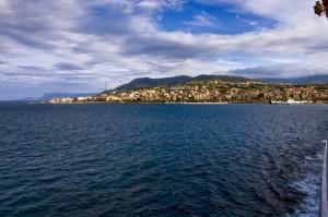 Ritorno in Sicilia.. Saluti alla Calabria