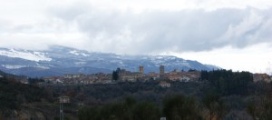 Panorama di Cittaducale