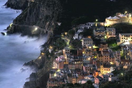 Riomaggiore - Mareggiata