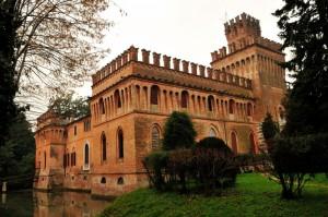 Castel Manfredi a Cicognolo