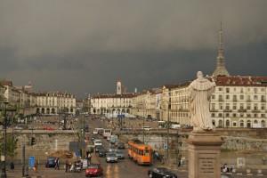 Torino vista dalla Gran Madre