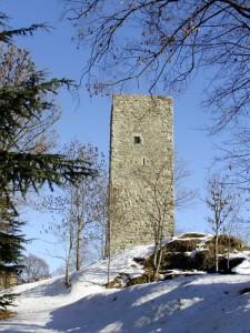 La torre di Teglio