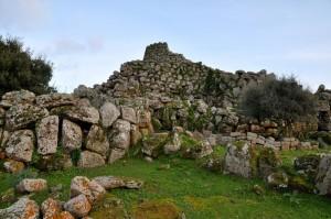 Le pietre del Nuraghe