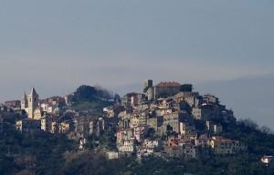 Altra inquadratura di Vezzano Ligure