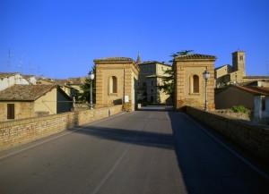 Mura di ingresso