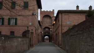 Monteroni d'Arbia porta nord