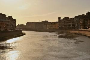Panorama di Pisa