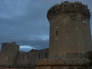 Particolare del Castello Aragonese