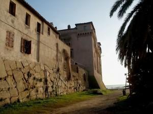 Particolare del Castello di Santa Severa