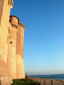 Castello di Santa Severa Torrioni