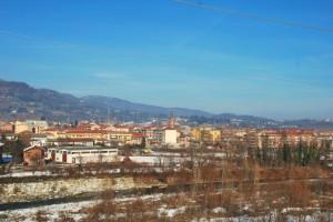 Veduta di Luserna San Giovanni