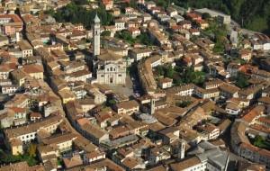 Gandino (BG) - Il centro storico