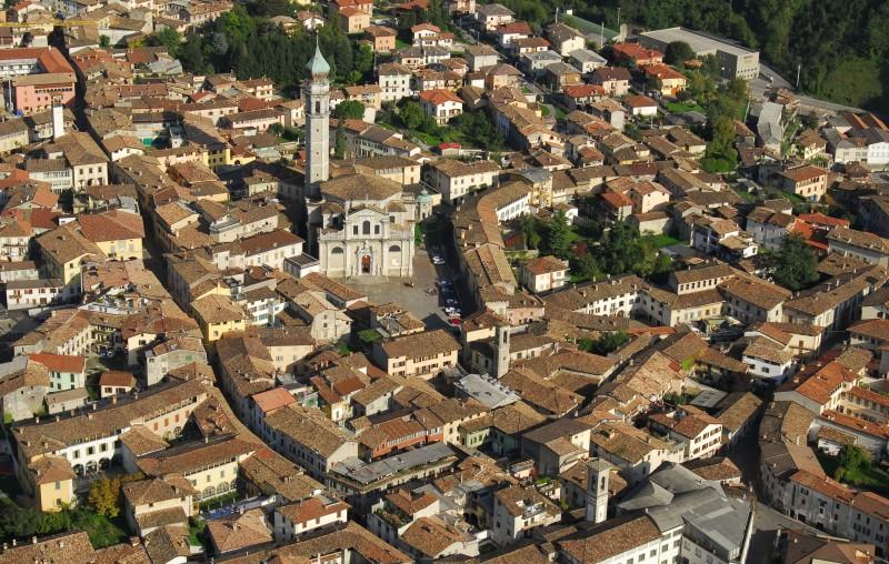''Gandino (BG) - Il centro storico'' - Gandino