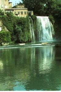 Le cascate del Liri