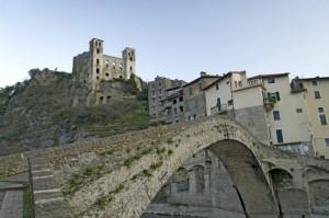Il castello di Dolceacqua.