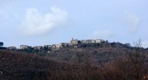 Pnorama di Belmonte in Sabina