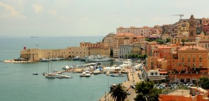 Il porto di Gaeta