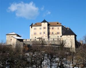 Castel Tuhn - lato sud