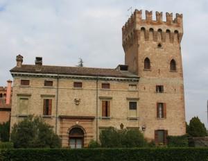 Contr.Bionde, Il Castello….