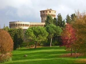 castello nel verde