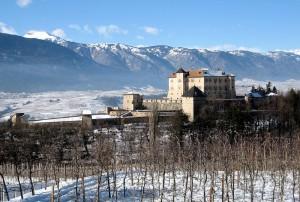 17 aprile 2010 : castel Thun …. la storia riparte