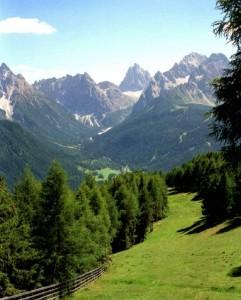 c'è chi la ritiene la valle più amena del mondo