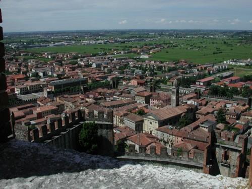 Soave - Panorama dal Castello