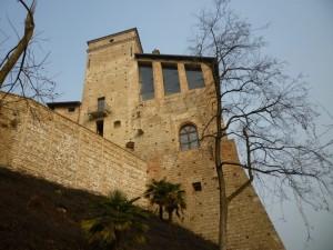 L'altezzoso Castello Borromeo