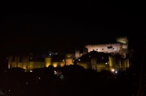 Night Castello di Gradara #1