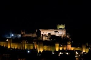 Night Castello di Gradara #2