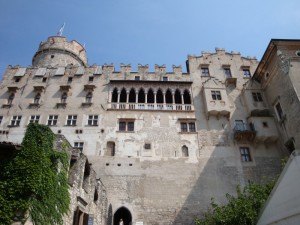 Trento, il castello del Buonconsiglio