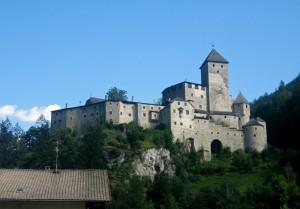l'infelice Margherita si aggira nel castello di Tures