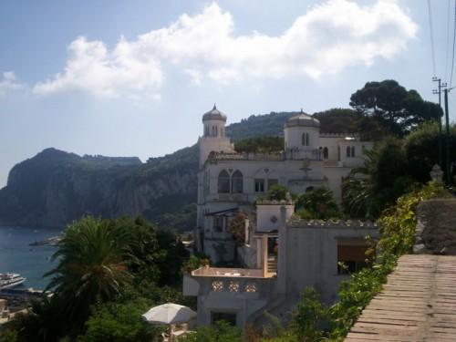 Capri - Sole, montagna, mare... lusso