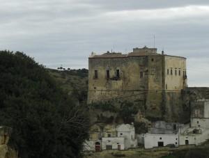 Vecchio castello quanto tempo è passato…