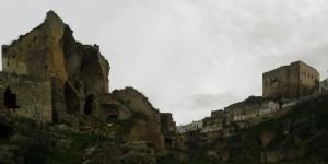 Al rione Casale la Craco murgiana