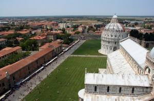 Pisa - Piazza del Duomo