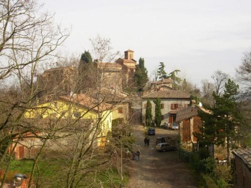 Monteveglio - Il borgo di Monteveglio Alto
