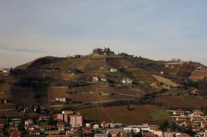 Santo Stefano Belbo e la collina di Moncucco