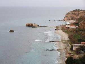 Santa Domenica di Ricadi, Spiaggia Giardinello e 'i Riaci 2