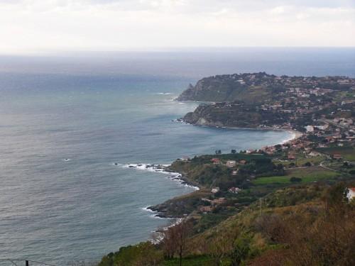 Ricadi - Capo Vaticano (VV), il Capo d'inverno visto da Coccorino